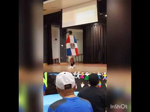 Frankelly HK - Presentación ( Kissimmee Middle School) Hispanos ????