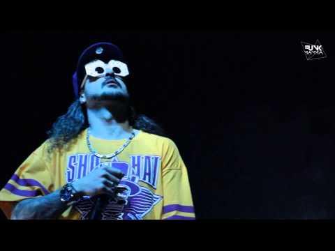Zpu Ft Sho-Hai - Dos Copas De Más - (live) Sala Arena MADRID 15/03/2014