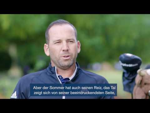 Sergio García's Thoughts on Switzerland (DE)