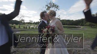 Jennifer & Tyler - Wedding Highlight Film - Mackey Wedding Films