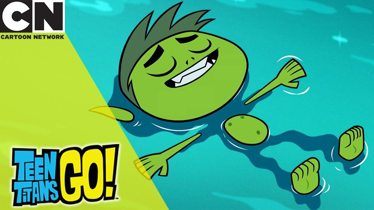 Download Teen Titans Go! | The Camp Creep | Cartoon Network UK 🇬🇧