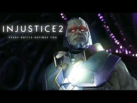 Injustice 2 - Official Darkseid Gameplay Trailer