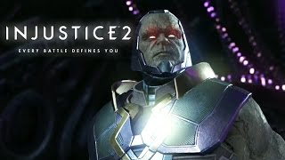 Injustice 2 - Official Darkseid Gameplay Trailer