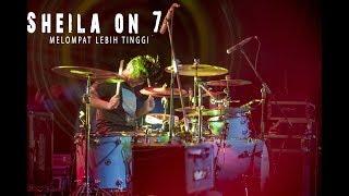 Melompat lebih tinggi Sheila on 7 Live Di Bandara Lama Kota Jambi MP3