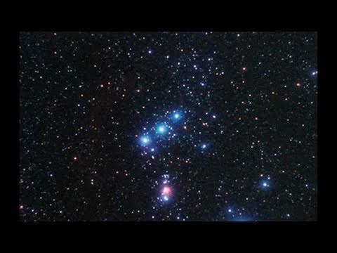 A Guide To Learn About The Constellation - YouTube