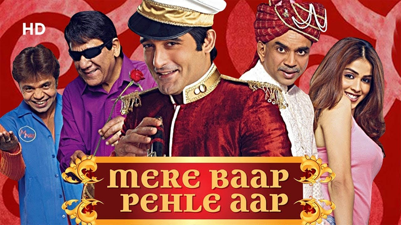 Download Mere Baap Pehle Aap | Akshaye Khanna |  Paresh Rawal | Om Puri | Genelia D'Souza | Comedy Movie