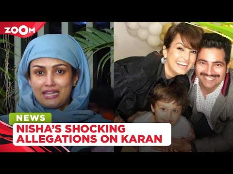 Nisha Rawal puts SHOCKING allegations on Karan Mehra, on her bipolar disorder & more | Uncut | Full