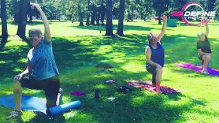 Experience Waskesiu - 50+ Gentle Fitness Class