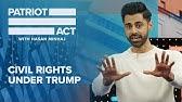 Civil Rights Under TrumpPatriot Act with Hasan MinhajNetflix