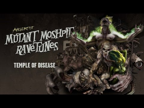 Angerfist - Temple Of Disease