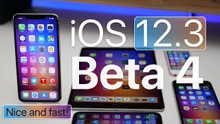 iOS 12.3 Beta 4 - What's New?
