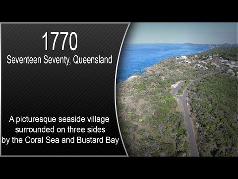 Township of 1770 (Seventeen Seventy), Queensland. Pure Paradise