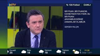 %100 Futbol | Atakaş Hatayspor - Beşiktaş (10 Ocak 2021)
