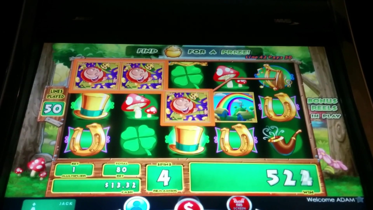 Land O Luck Slot Machine Juegos Casino Gratis Tragamonedas 777