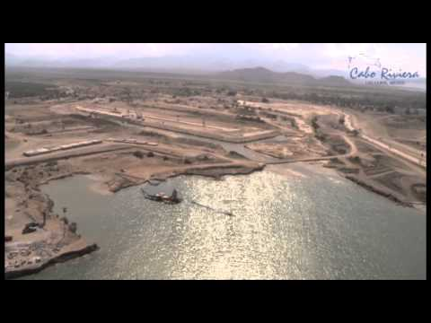 Cabo Riviera Aerial Video at Bisbee's East Cape Offshore Tournament July 2012