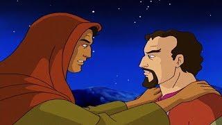 QUO VADIS | Steine und Blut: Stephanus und Saulus | Full Episode 3 | Cartoon TV-Serie | Englisch