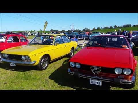 Shannons Classic Car Show 2016 - Sydney Motorsport Park