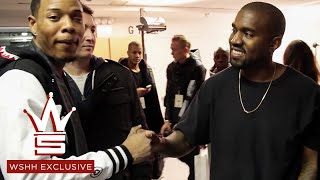 "Fetty Wap - Meeting & Performing w/ Kanye West ""The Other Day"""