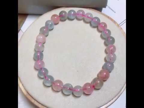 Beryl Pinkish   Morganite Quartz