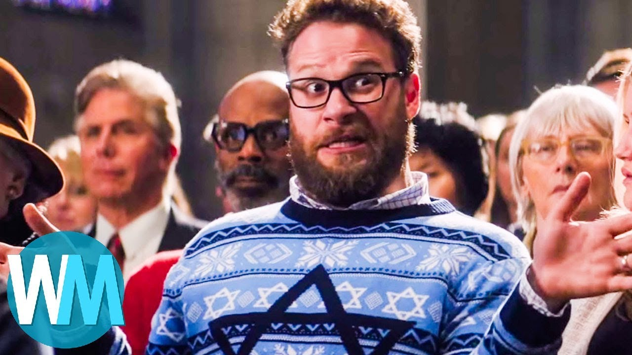 Top 10 Funny Seth Rogen Movie Moments