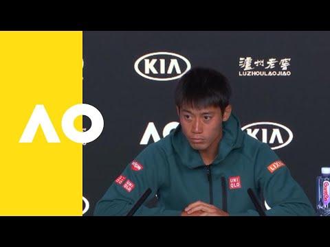 Kei Nishikori press conference (1R) - in Japanese   Australian Open 2019