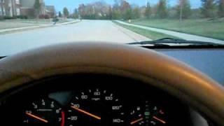 2002 honda accord test drive