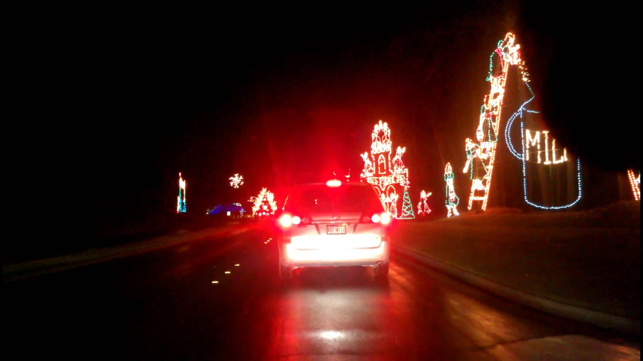 magical nights of lights at lake lanier islands part3 youtube