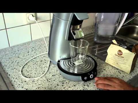 philips senseo funktionsweise und reinigung latte sel. Black Bedroom Furniture Sets. Home Design Ideas