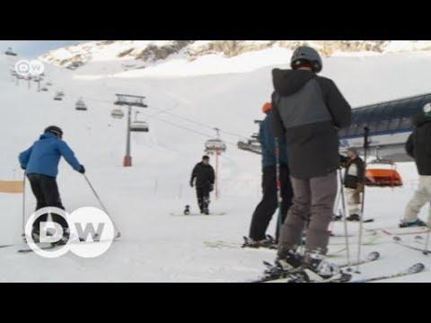 ski und snowboard selber bauen dw deutsch youtube. Black Bedroom Furniture Sets. Home Design Ideas