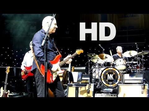 HD Mark Knopfler - Going Home: Theme from Local Hero at Royal Albert Hall 31/05/13