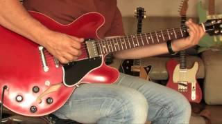 2009 Gibson ES-335 Part2