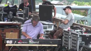 "Leftover Salmon - ""Up On The Hill Where They Do The Boogie"" Snowmass, CO 7-2-11 HD tripod"