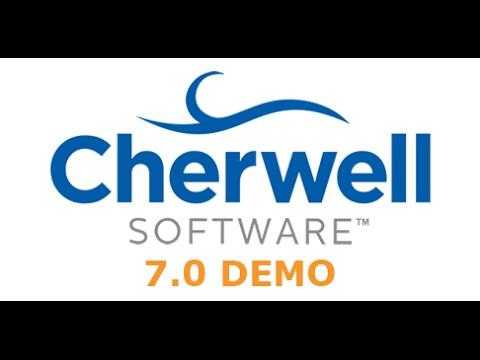 Cherwell 7 Demo - YouTube