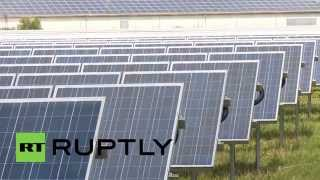 Germany: Country smashes solar power record