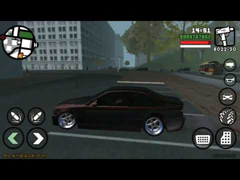 GTA San Andreas  BMW E46 Dff Only (by Furkan Kesler)