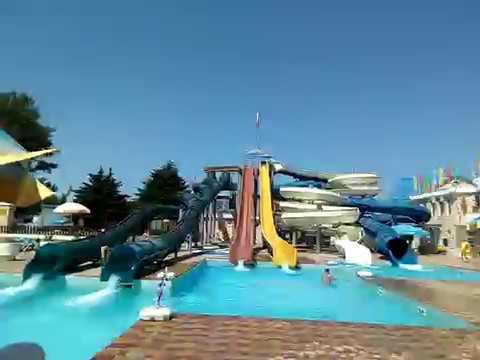 Отдыхаем в аквапарке НАУТИЛУС Лазаревское,очень классно!!!