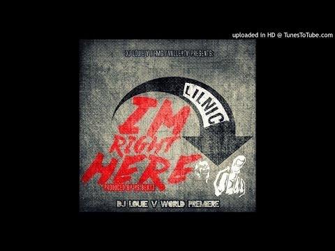 Lil Nic - Im Right Here [@DjLouieV World Premiere] Prod. YS Beatz