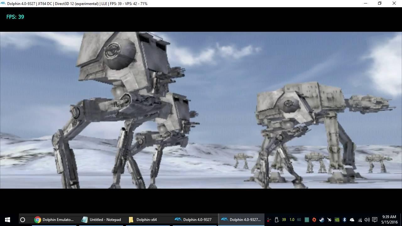 GC] Star Wars Rogue Squadron II: Rogue Leader