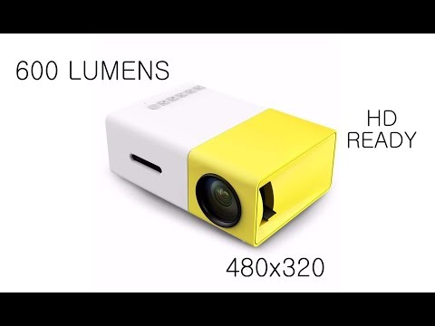 Cheapest Mini LED Projector for under $40 - Any Good? 🎁