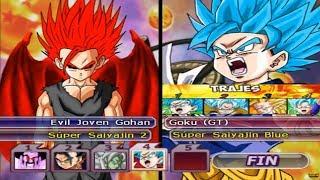 DRAGON BALL Z BUDOKAI TENKAICHI 3 VERSION LATINO FINAL GAMEPLAY LOTERIA 219