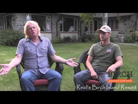 All Canada 2016 Reids Birch Island Resort