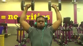 vuclip Planet Fitness Chronicles| Encouragement Rant, Shoulders Exercise