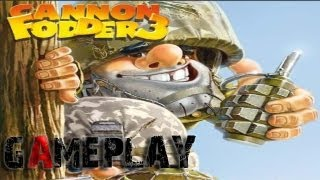 Cannon Fodder 3 Gameplay (PC/HD)