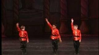 Nutcracker Russian Dance - 2008