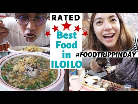 Best BATCHOY and LOCAL BREWED COFFEE in ILOILO | Crisha Uy | #Foodtrippinday 2