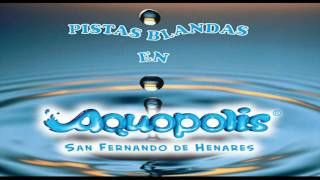 Pistas Blandas | Aquópolis San Fernando de Henares