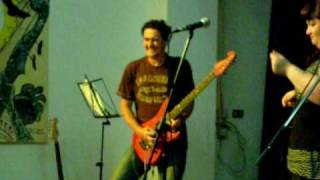 [2009-06-12] Heat the Road Jack - Guitar solo by Fausto Torresan - Villa Estense
