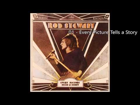 *EVERY PICTURE TELLS A STORY* [FULL ALBUM] (1971)