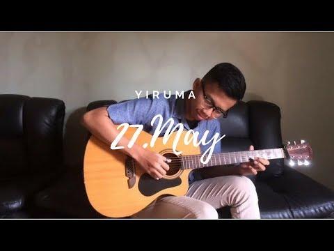(Yiruma) 27.May - Irfan Maulana Fingerstyle Guitar Cover