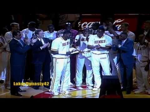 1993-94 Houston Rockets: Clutch City Part 2/4